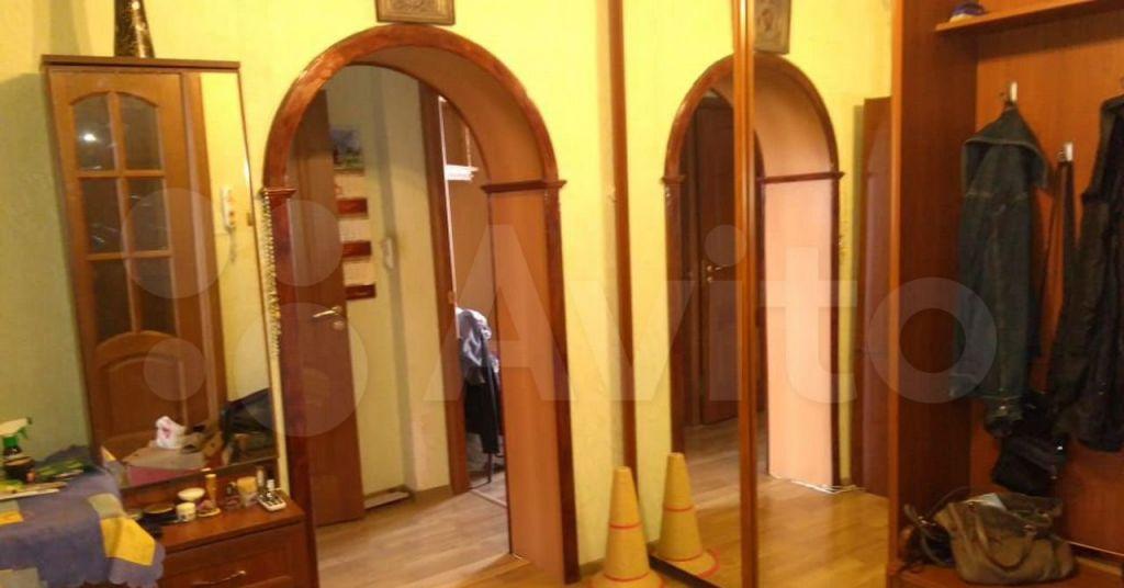 Продажа трёхкомнатной квартиры поселок Глебовский, улица Микрорайон 42, цена 6500000 рублей, 2021 год объявление №650959 на megabaz.ru