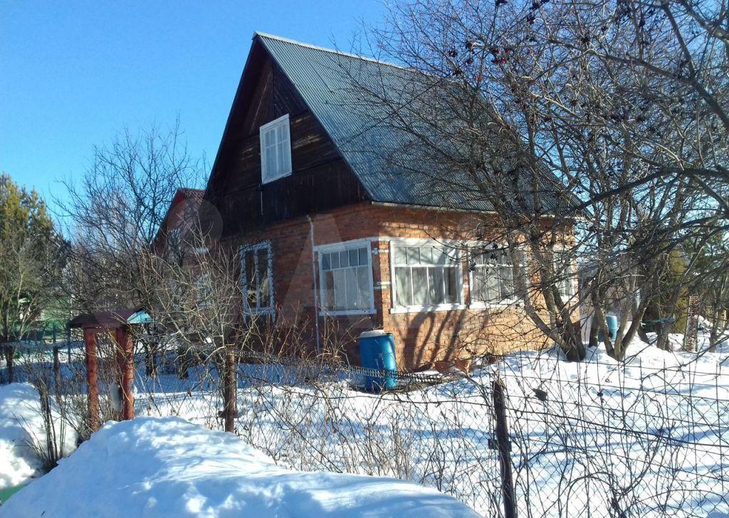 Продажа дома деревня Фенино, цена 1100000 рублей, 2021 год объявление №585163 на megabaz.ru