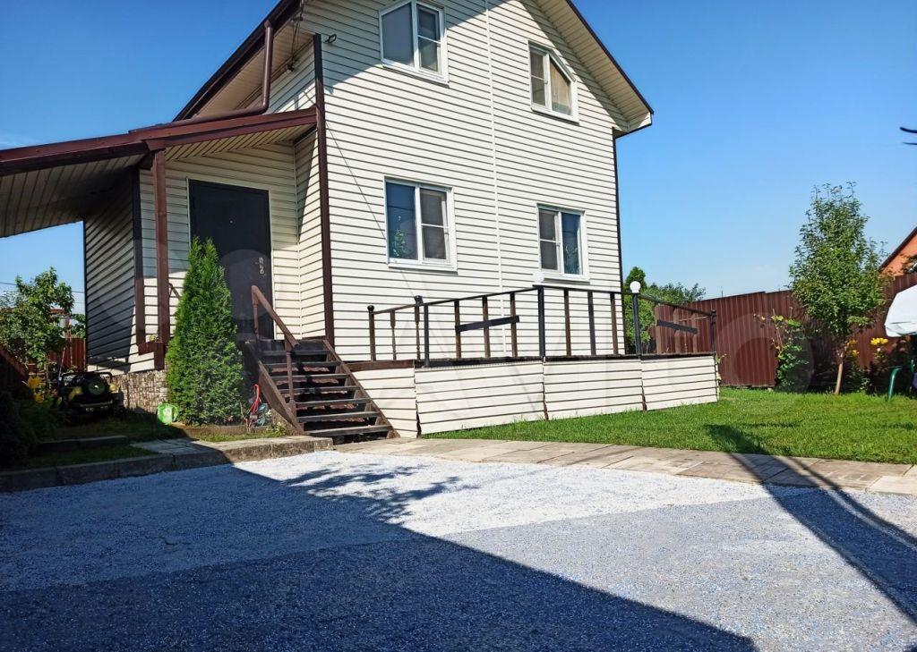 Продажа дома деревня Авдотьино, Хозяйственный проезд, цена 8299999 рублей, 2021 год объявление №650843 на megabaz.ru