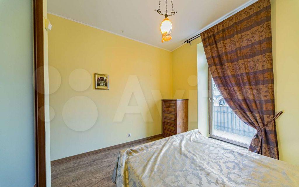 Продажа трёхкомнатной квартиры Москва, метро Чеховская, 2-й Колобовский переулок 2, цена 36000000 рублей, 2021 год объявление №700435 на megabaz.ru