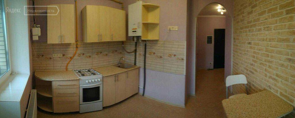 Аренда однокомнатной квартиры деревня Исаково, Рябиновая улица 4, цена 23000 рублей, 2021 год объявление №1006288 на megabaz.ru