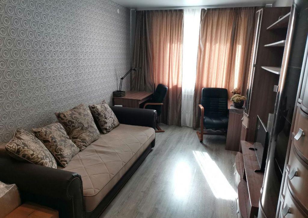 Аренда однокомнатной квартиры деревня Сапроново, цена 26000 рублей, 2020 год объявление №1221302 на megabaz.ru