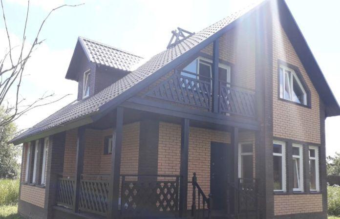 Продажа дома деревня Семенково, цена 2400000 рублей, 2020 год объявление №459339 на megabaz.ru
