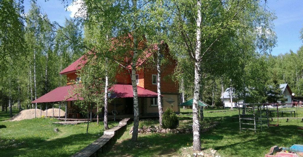 Продажа дома Верея, Комсомольская улица, цена 14000000 рублей, 2021 год объявление №351801 на megabaz.ru