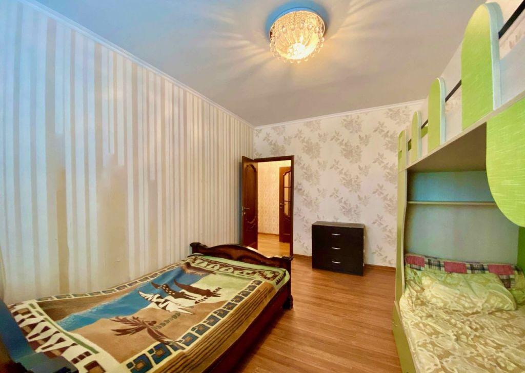 Продажа трёхкомнатной квартиры поселок Биокомбината, цена 3600000 рублей, 2020 год объявление №440600 на megabaz.ru