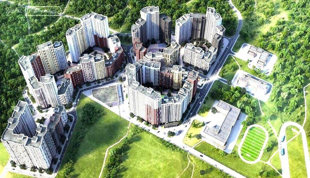 Продажа однокомнатной квартиры поселок Нагорное, метро Медведково, Липкинское шоссе 1, цена 3900000 рублей, 2021 год объявление №351892 на megabaz.ru