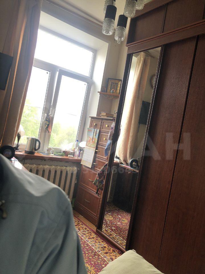Продажа комнаты Москва, метро Ленинский проспект, 4-й Верхний Михайловский проезд 7к1, цена 2850000 рублей, 2020 год объявление №374639 на megabaz.ru