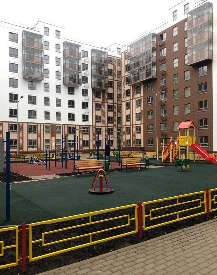 Продажа однокомнатной квартиры деревня Елино, цена 2500000 рублей, 2020 год объявление №390278 на megabaz.ru