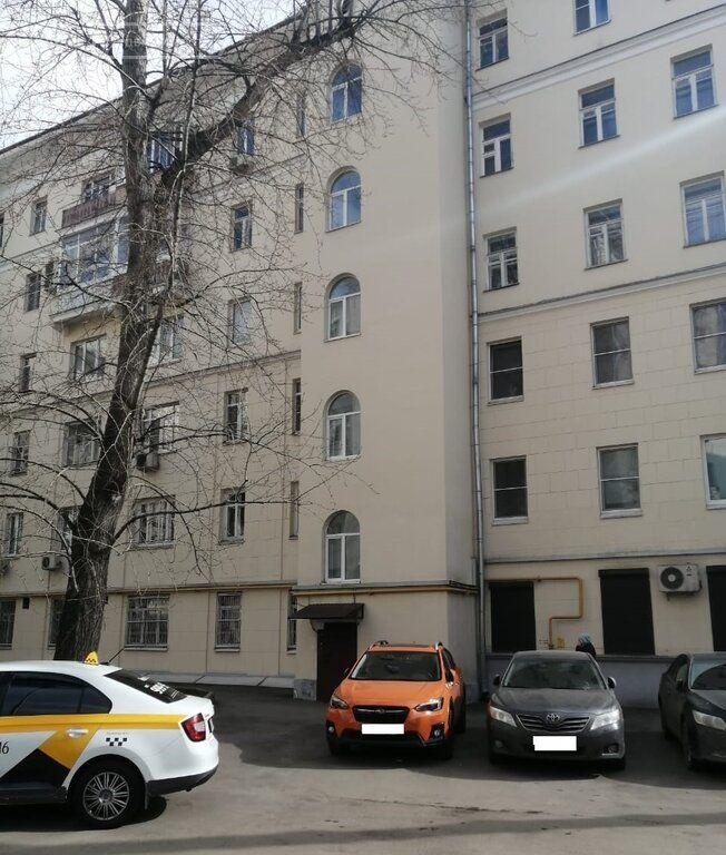 Продажа двухкомнатной квартиры Москва, метро Крестьянская застава, улица Талалихина 2/1к5, цена 15900000 рублей, 2020 год объявление №427964 на megabaz.ru