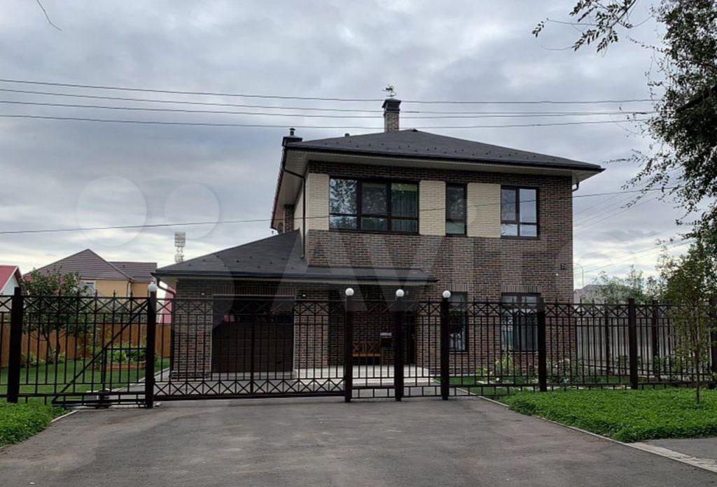 Продажа дома деревня Картино, Рождественская улица 4, цена 6500000 рублей, 2021 год объявление №649959 на megabaz.ru
