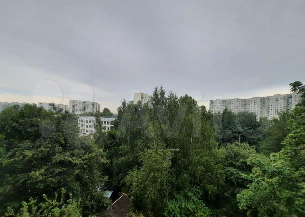 Продажа двухкомнатной квартиры Москва, метро Новоясеневская, проезд Карамзина 1к3, цена 11750000 рублей, 2021 год объявление №674524 на megabaz.ru