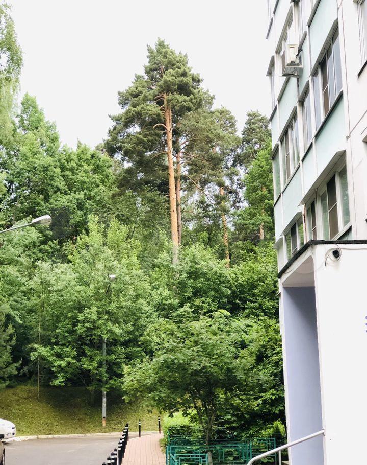 Продажа однокомнатной квартиры поселок Барвиха, цена 7300000 рублей, 2021 год объявление №651400 на megabaz.ru