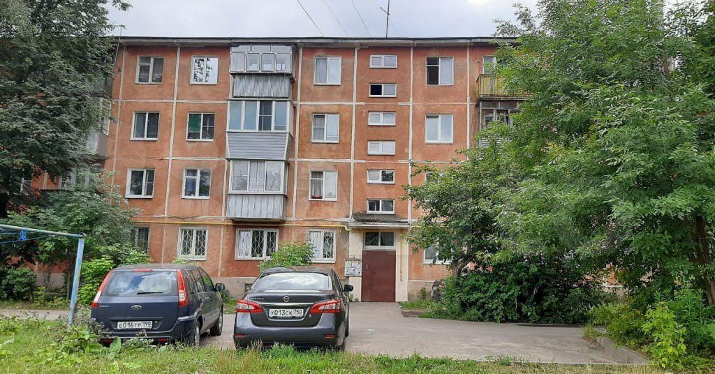Продажа двухкомнатной квартиры Лосино-Петровский, улица Горького 24, цена 3550000 рублей, 2021 год объявление №680533 на megabaz.ru