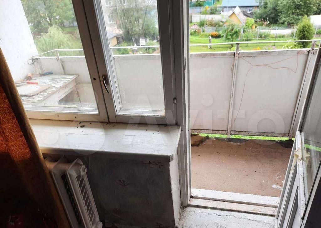 Продажа однокомнатной квартиры деревня Введенское, улица Микрорайон 10, цена 900000 рублей, 2021 год объявление №589840 на megabaz.ru
