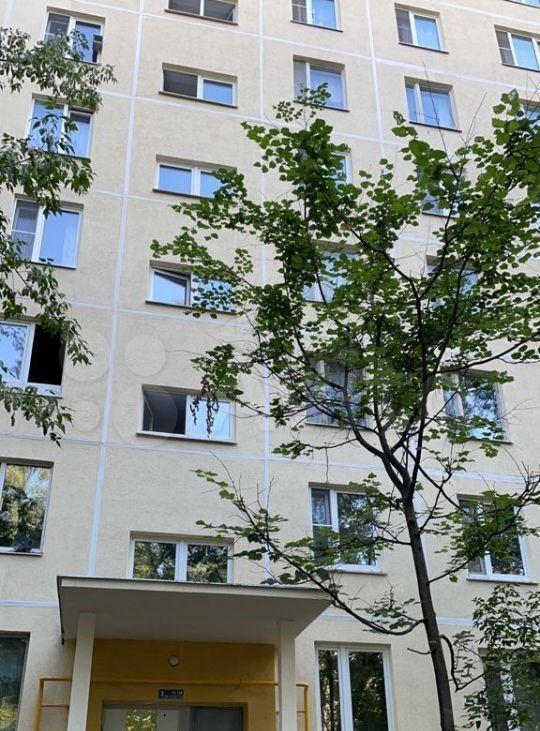 Продажа трёхкомнатной квартиры Москва, метро Щелковская, Байкальская улица 44к1, цена 12199000 рублей, 2021 год объявление №692861 на megabaz.ru