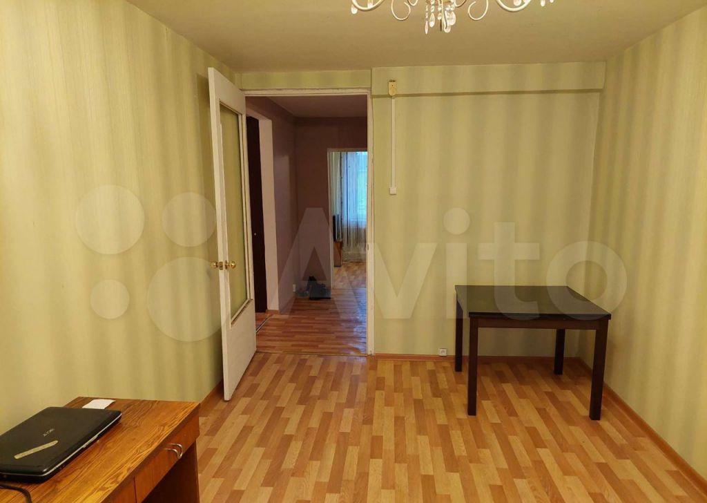 Продажа двухкомнатной квартиры поселок Зверосовхоза, Школьная улица 7, цена 3800000 рублей, 2021 год объявление №674964 на megabaz.ru