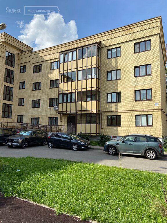 Продажа двухкомнатной квартиры деревня Исаково, Рябиновая улица 9, цена 9000000 рублей, 2021 год объявление №675101 на megabaz.ru