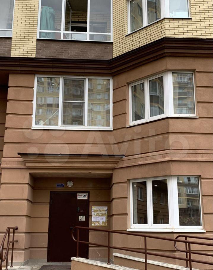 Аренда однокомнатной квартиры Звенигород, Нахабинское шоссе 1к3, цена 25000 рублей, 2021 год объявление №1468703 на megabaz.ru