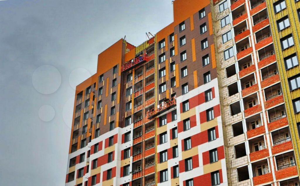 Продажа студии рабочий поселок Новоивановское, бульвар Эйнштейна 4, цена 4630000 рублей, 2021 год объявление №709500 на megabaz.ru