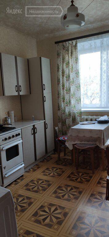 Аренда однокомнатной квартиры Егорьевск, улица Смычка 27, цена 13000 рублей, 2021 год объявление №1468968 на megabaz.ru