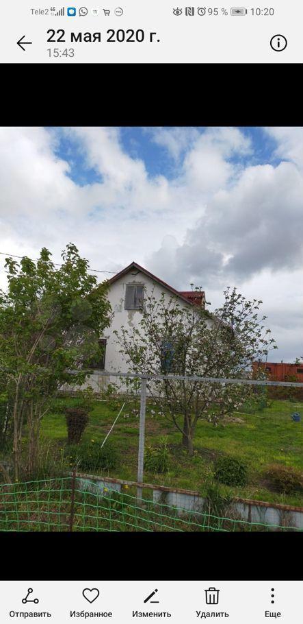 Продажа дома село Заворово, цена 2500000 рублей, 2021 год объявление №653983 на megabaz.ru