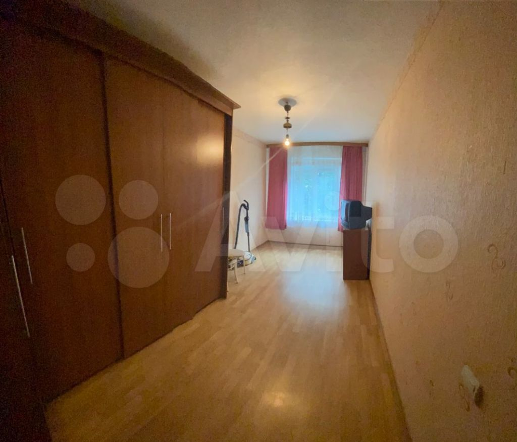 Продажа двухкомнатной квартиры Хотьково, улица Седина 33, цена 3800000 рублей, 2021 год объявление №676502 на megabaz.ru