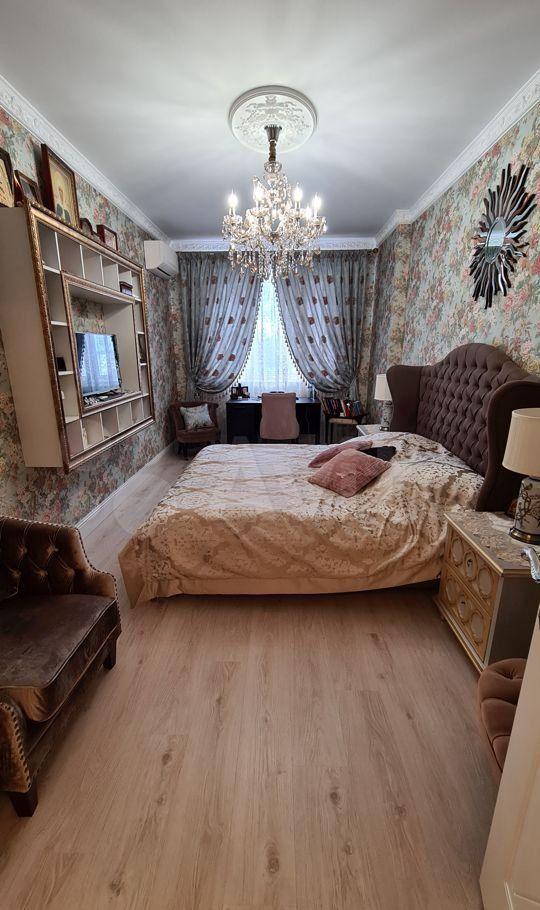 Продажа трёхкомнатной квартиры село Ромашково, Никольская улица 14к4, цена 23500000 рублей, 2021 год объявление №676536 на megabaz.ru