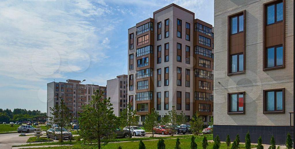 Продажа двухкомнатной квартиры деревня Пирогово, улица Ильинского 7, цена 5500000 рублей, 2021 год объявление №676914 на megabaz.ru