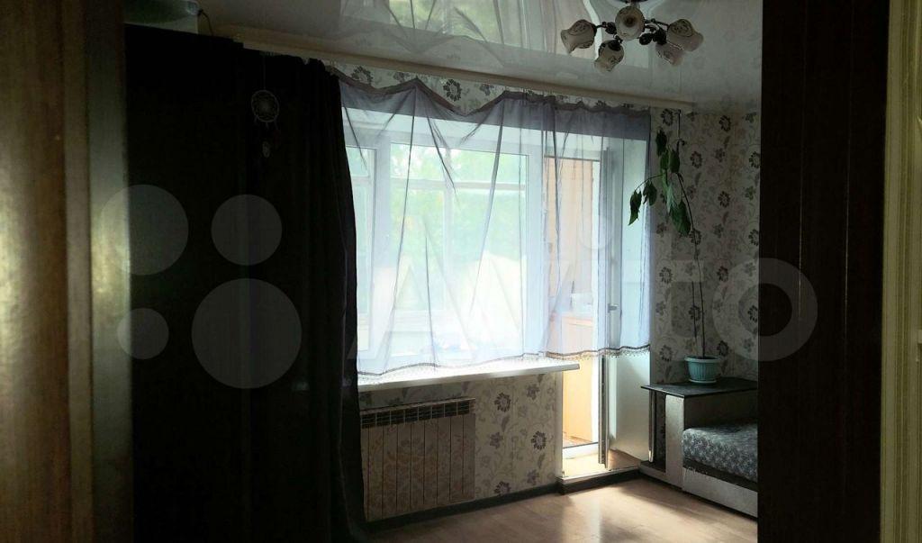 Аренда однокомнатной квартиры Краснозаводск, улица 1 Мая 35А, цена 13000 рублей, 2021 год объявление №1449869 на megabaz.ru