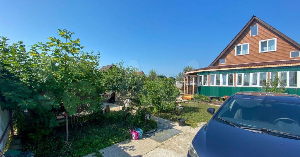 Продажа дома коттеджный посёлок Ромашково-37, Ореховая улица, цена 3700000 рублей, 2021 год объявление №654360 на megabaz.ru