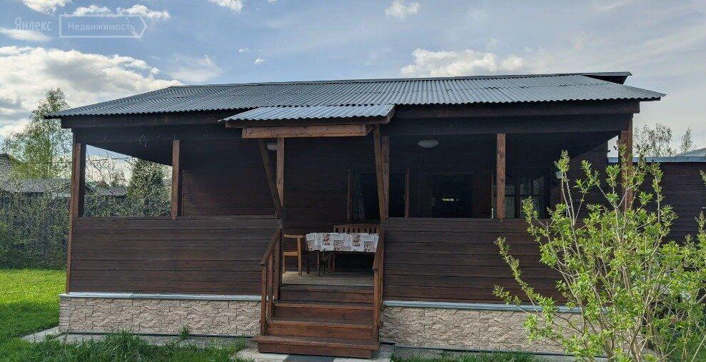 Продажа дома СНТ Солнечное, цена 1125000 рублей, 2021 год объявление №676933 на megabaz.ru