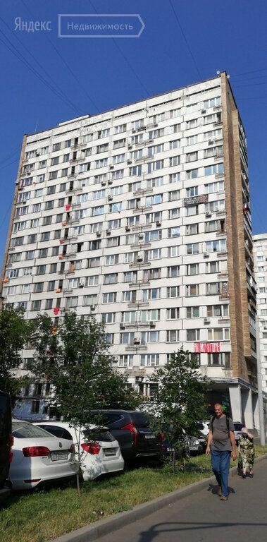 Продажа однокомнатной квартиры Москва, метро Семеновская, Щербаковская улица 7, цена 8310000 рублей, 2021 год объявление №695080 на megabaz.ru