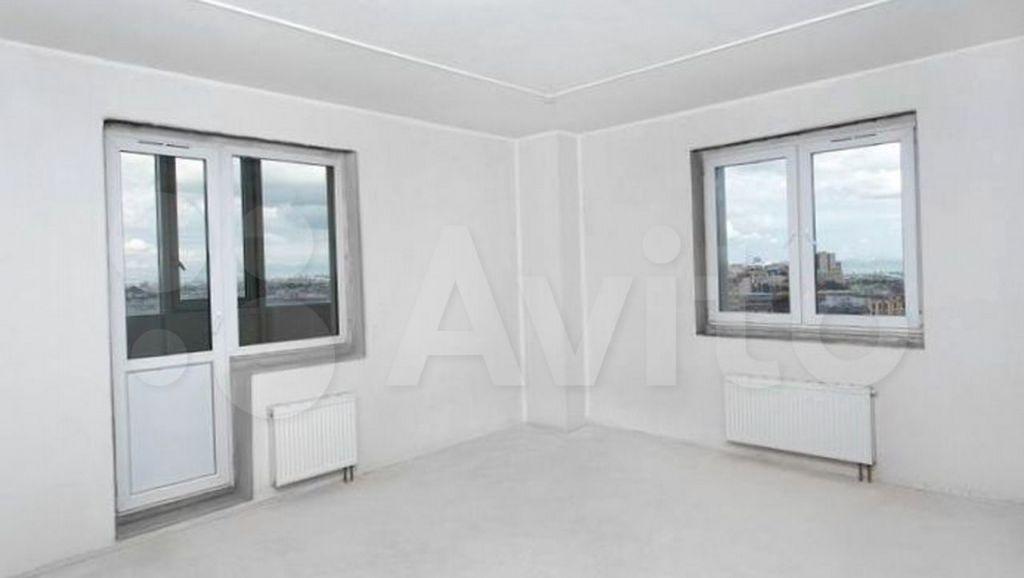Продажа однокомнатной квартиры поселок Нагорное, Липкинское шоссе 1, цена 6390000 рублей, 2021 год объявление №677321 на megabaz.ru