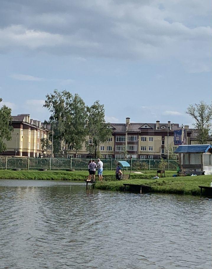 Продажа однокомнатной квартиры село Павловская Слобода, цена 5700000 рублей, 2021 год объявление №661288 на megabaz.ru