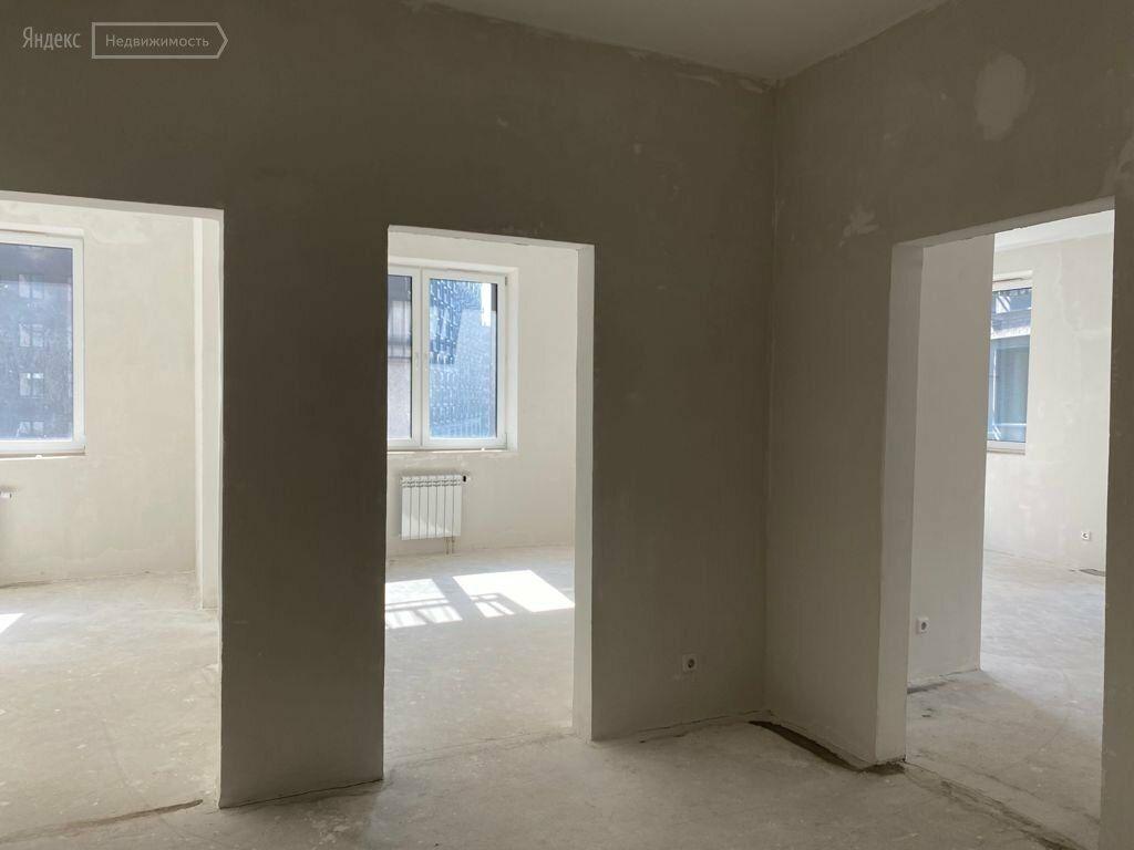 Продажа трёхкомнатной квартиры Москва, метро Фили, Береговой проезд 1А, цена 27900000 рублей, 2021 год объявление №695636 на megabaz.ru