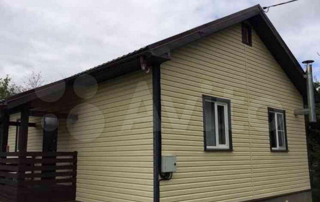 Продажа дома деревня Кузяево, цена 3600001 рублей, 2021 год объявление №677825 на megabaz.ru