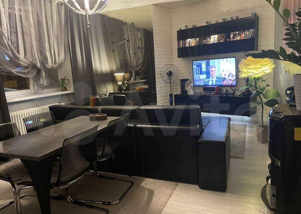 Продажа трёхкомнатной квартиры дачный посёлок Лесной Городок, Фасадная улица 2А, цена 13000000 рублей, 2021 год объявление №695286 на megabaz.ru