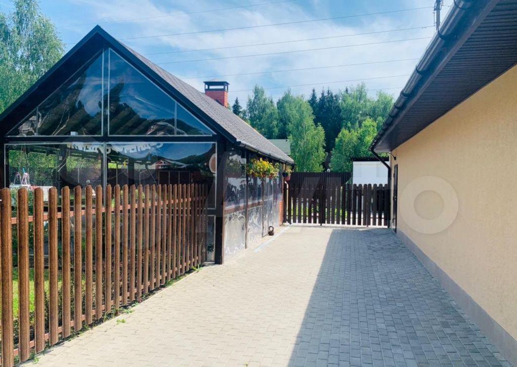 Продажа дома деревня Чепелёво, Ореховая улица, цена 6853000 рублей, 2021 год объявление №655887 на megabaz.ru
