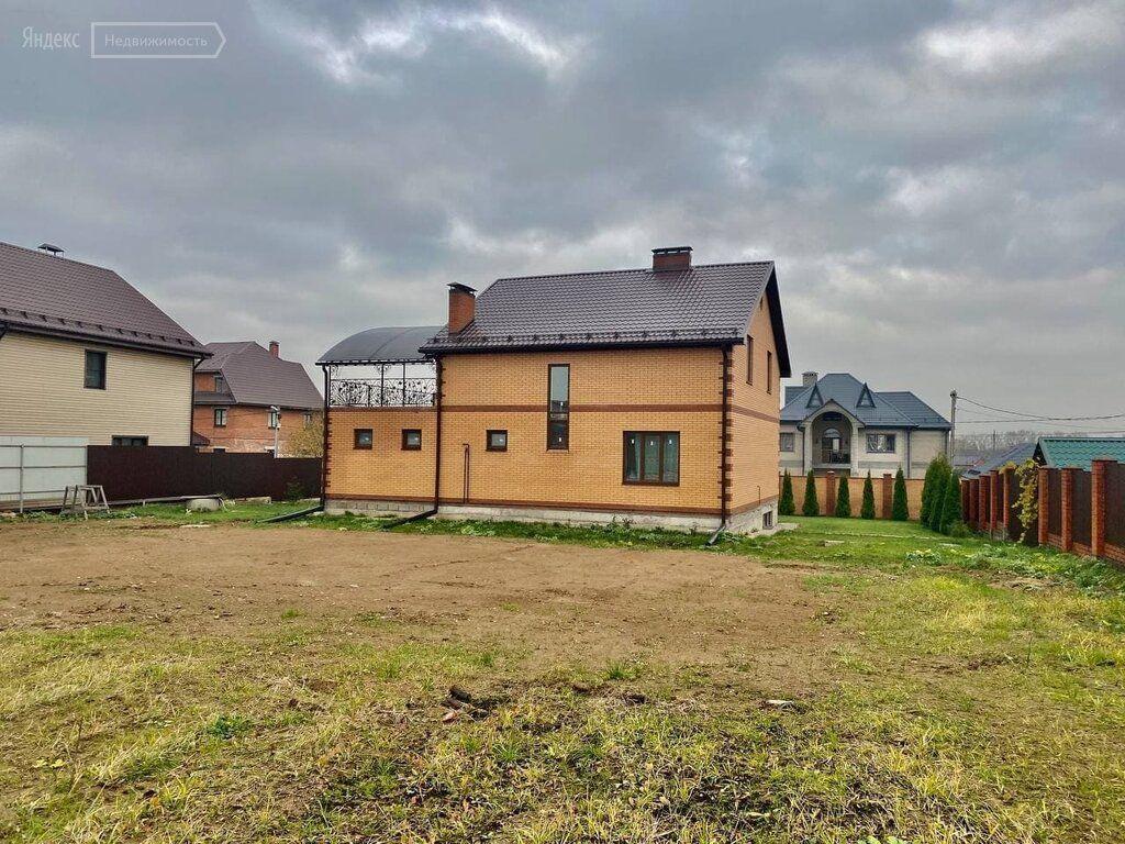 Продажа дома поселок опытного хозяйства Ермолино, Полевая улица 2Б, цена 29990000 рублей, 2021 год объявление №704171 на megabaz.ru