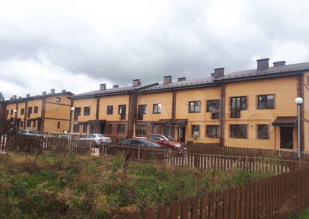 Продажа дома деревня Шолохово, улица Экодолье, цена 9500000 рублей, 2021 год объявление №622098 на megabaz.ru