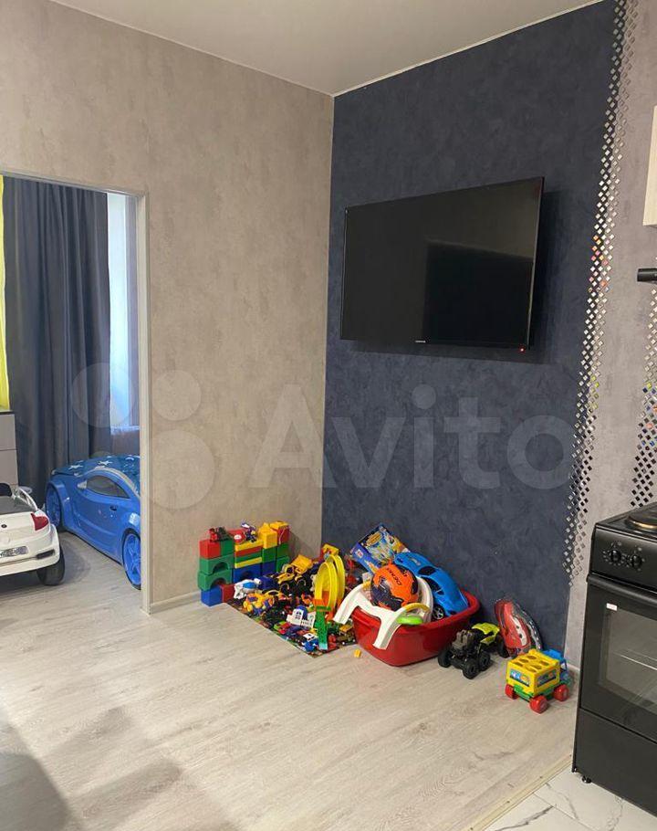 Продажа студии деревня Мотяково, цена 3650000 рублей, 2021 год объявление №678958 на megabaz.ru