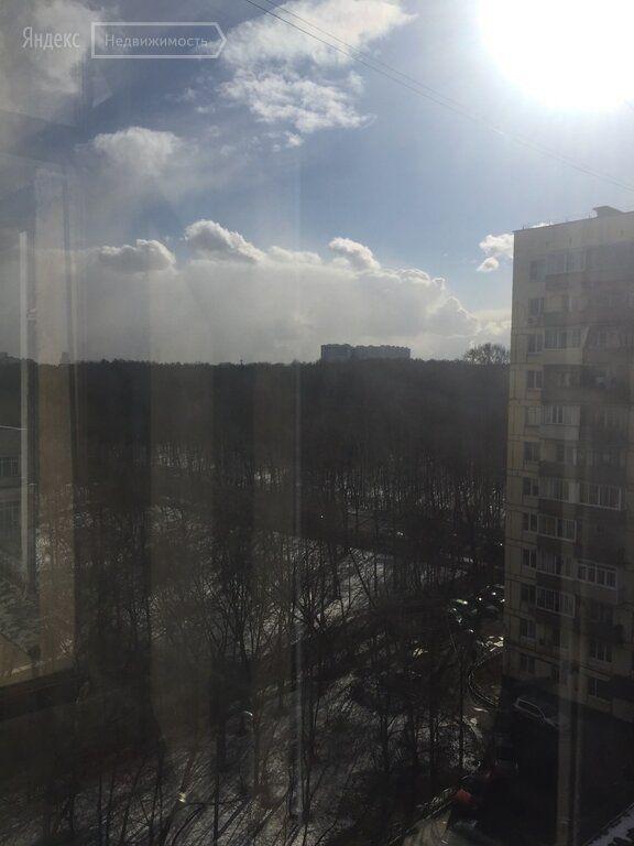 Продажа однокомнатной квартиры Москва, метро Тимирязевская, Красностуденческий проезд 23, цена 10500000 рублей, 2021 год объявление №678810 на megabaz.ru