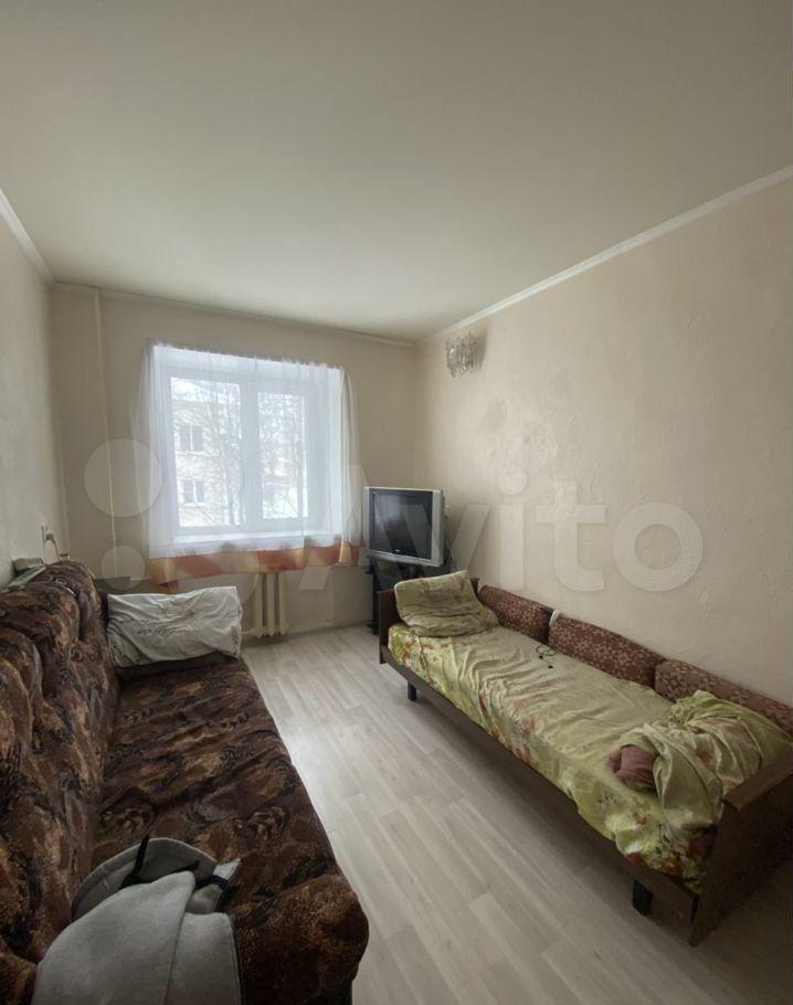 Продажа комнаты Пересвет, Комсомольская улица 6, цена 600000 рублей, 2021 год объявление №678857 на megabaz.ru