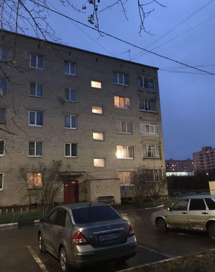 Аренда однокомнатной квартиры рабочий посёлок Михнево, Библиотечная улица 20, цена 17500 рублей, 2021 год объявление №1231121 на megabaz.ru