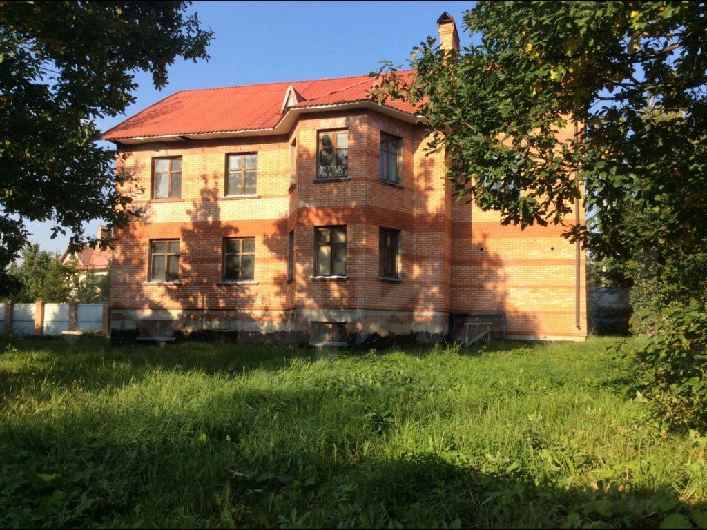 Продажа дома деревня Афанасово, Еловая улица, цена 28000000 рублей, 2020 год объявление №433763 на megabaz.ru