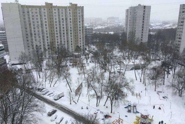 Аренда однокомнатной квартиры Москва, метро Царицыно, Бакинская улица 17к2, цена 32000 рублей, 2021 год объявление №1352086 на megabaz.ru