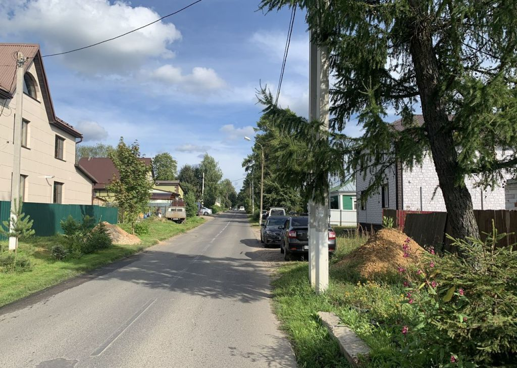 Продажа дома Можайск, улица Герцена, цена 1500000 рублей, 2020 год объявление №497832 на megabaz.ru