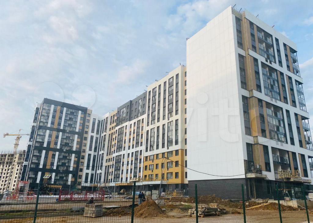 Продажа трёхкомнатной квартиры село Воскресенское, цена 12800000 рублей, 2021 год объявление №679585 на megabaz.ru