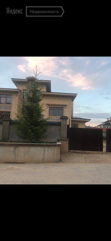 Продажа дома деревня Семенково, Каштановая улица уч12, цена 140000000 рублей, 2021 год объявление №680999 на megabaz.ru