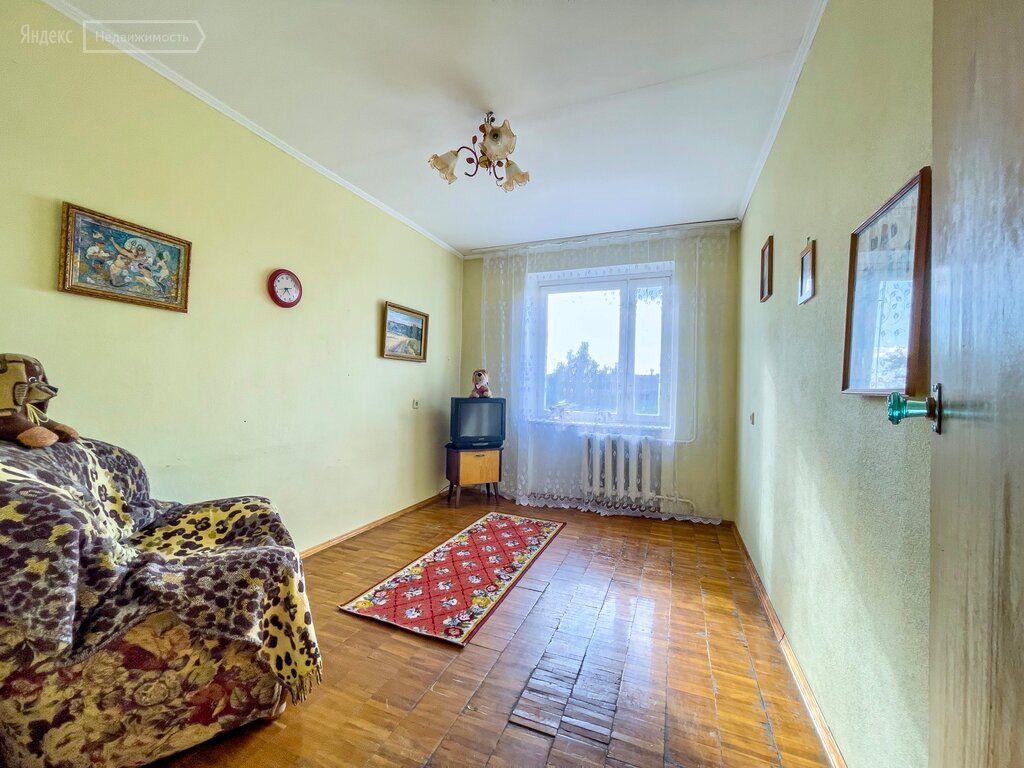 Продажа трёхкомнатной квартиры село Семеновское, Школьная улица 16, цена 3949000 рублей, 2021 год объявление №679894 на megabaz.ru